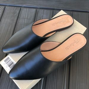 Madewell The Remi Mules NEW